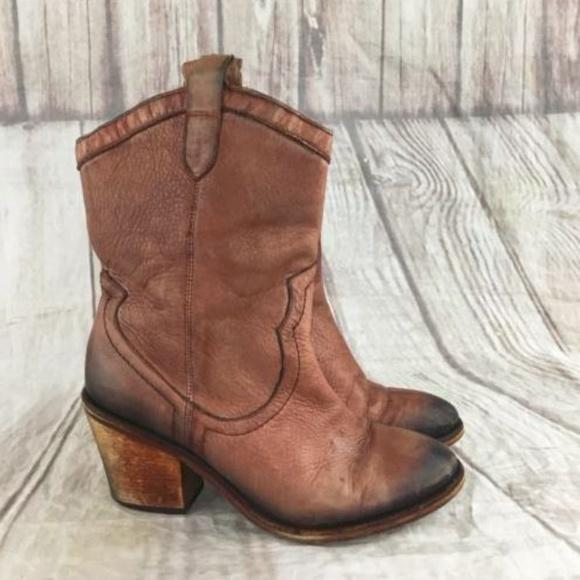 80d317c1c Sam Edelman Women s Nile Whiskey Western Boots 6.5.  M 5ab4b1aea6e3ea4a075f6d07
